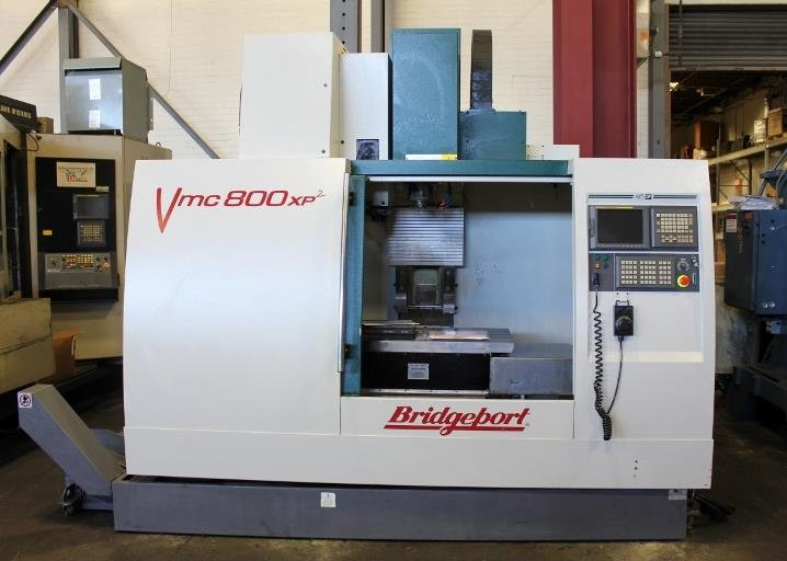USED BRIDGEPORT VMC MACHINE