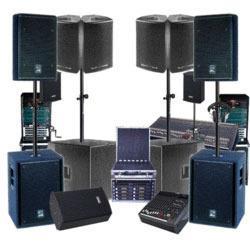 Public Address Sound System
