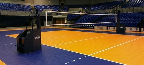 we are well known Volleyball Court Making Company in INDIA, located at Indore. We are a company which is well known in the market for the supply of various products and various kinds of services we offer to the customers such as the Volleyball Court which we offer to the customers and the work is carried out as per the quality parameters set by the industry and it is done as per the specifications given by the customers. They have been priced at very reasonable rates in the market and they are offered to the customers on time.Features:DurableRobustFine finishing