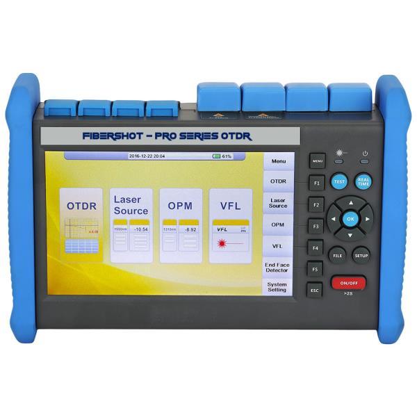 Fibershot Pro Quad Series OTDR - PRO-MD21