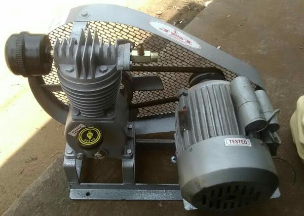 Borewell Compressor 1Hp belt type