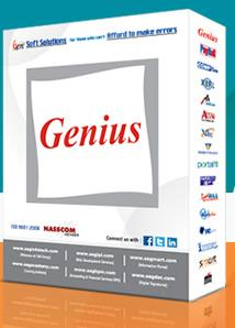Genius Software - A Complete Office Automation Tool