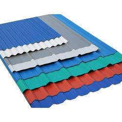 Roofing Sheet-Color Coated Roofing Sheet