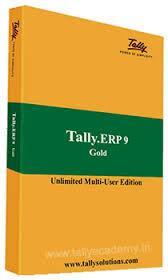 Tally ERP 9 - Multi User