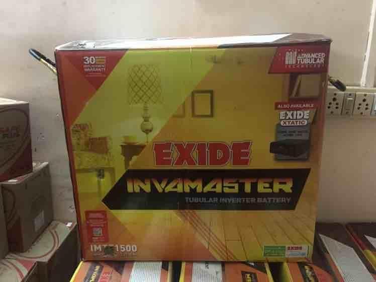 Exide Inva Master –  Tall Tubular battery