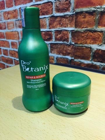 Pro Botanix Repair & Nourish Shampoo & Conditioner