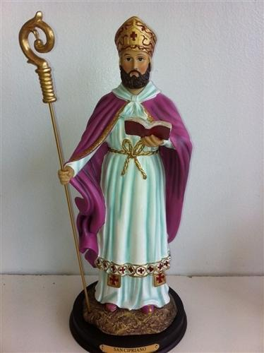 Polyresin Saint Statue