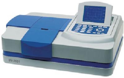 UV Visible Spectrophotometer