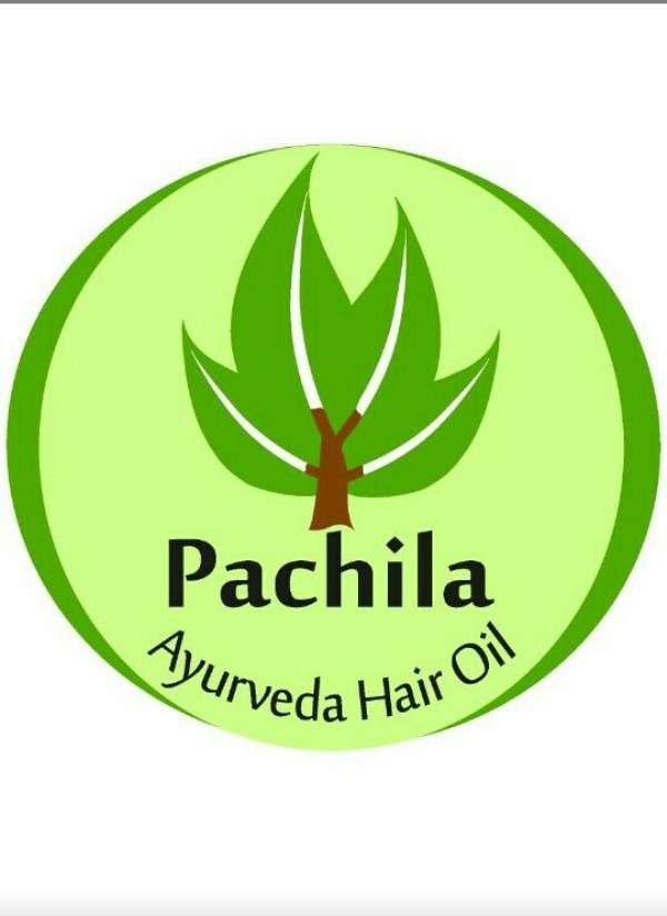 Pachila Ayurveda hair oil