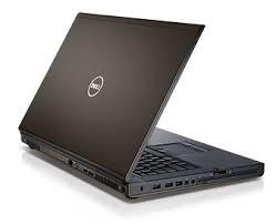 Workstation Dell Laptop with screen size 17 with warranty
