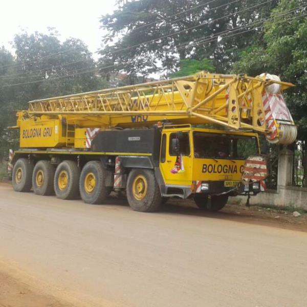 Mobile Crane rental & hire service