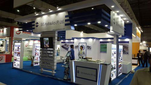 Exhibition Stall Fabricator services