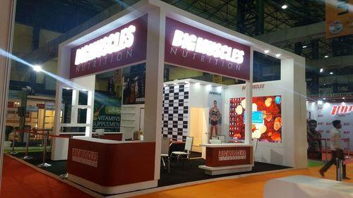 Modern Exhibition Stall Designing Services