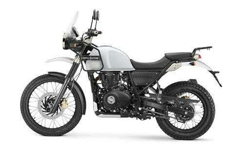 Royal Enfield Himalayan on rent in Ahmedabad