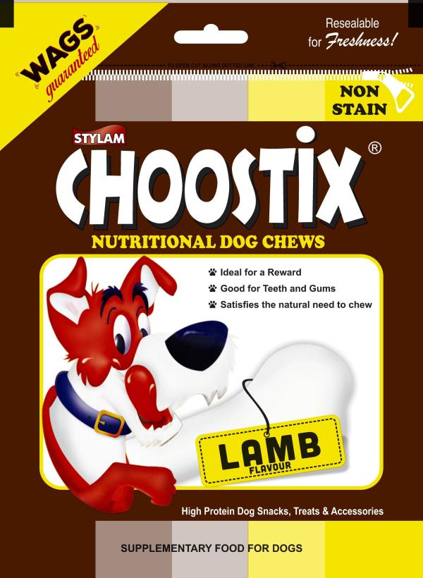Lamb Choostix 450 gm