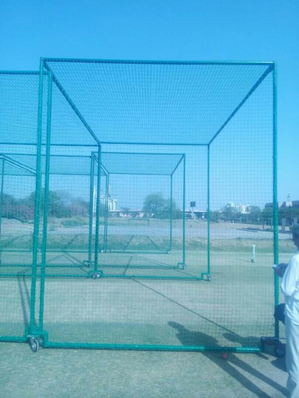 HDPE Cricket Nets Available Range - 30MM to 50MM