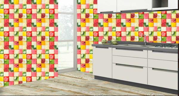 Fruits Kitchen Tiles