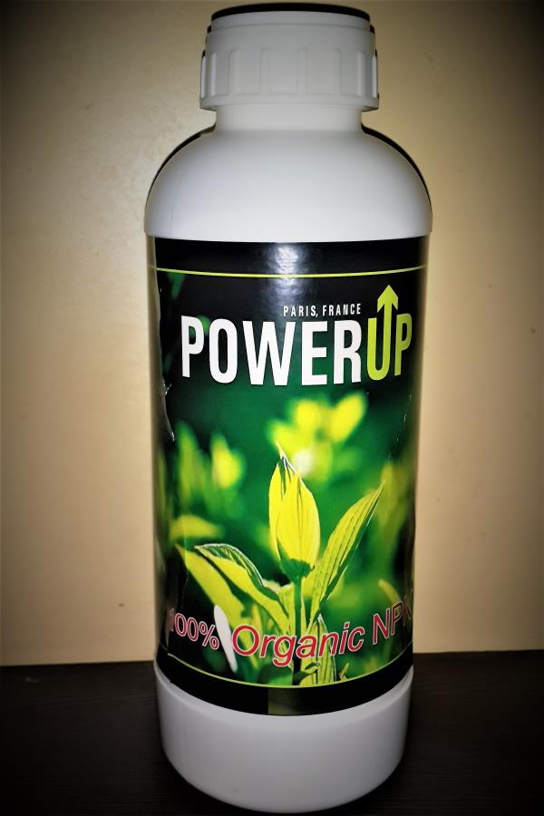 POWER UP - 100% Organic N