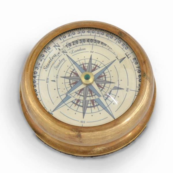 Paper Weight Design Float Dial Lens View Compass 408