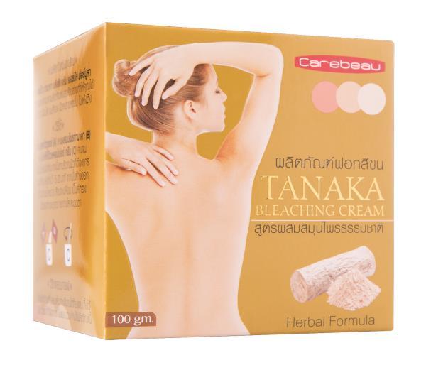 TANAKA Natural Herbal skin Bleach Care :