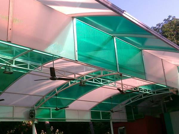 POLYCARBONATE STRUCTURES IN CHENNAI