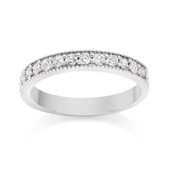 REAL NATURAL ROUND CUT NOT TREATED DIAMOND 18KT WHITE GOLD BEAUTIFUL SOLITAIRE RING