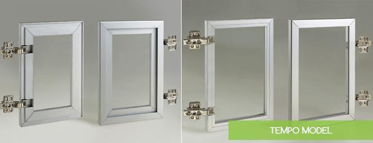 Aluminium Profile doors & glass : Marutti Aluminiums in Vijayawada India