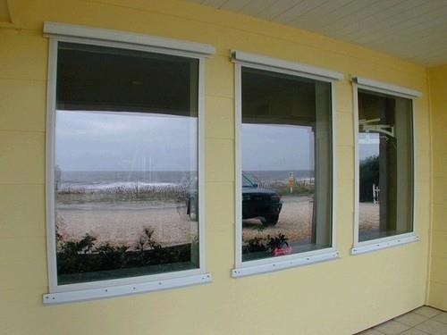 LG UPVC Fixed Window