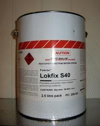 Lokfix (Polyester resin grouts)