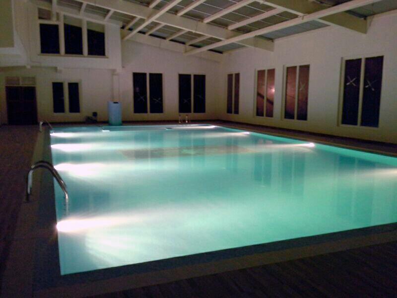 Temperature Controlled Pool