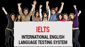 IELTS is the Interna