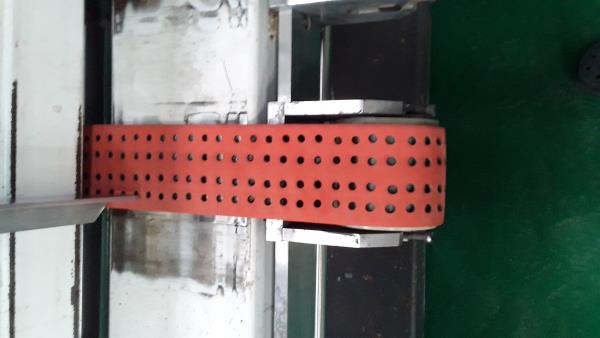 Perforated Feeder Belts