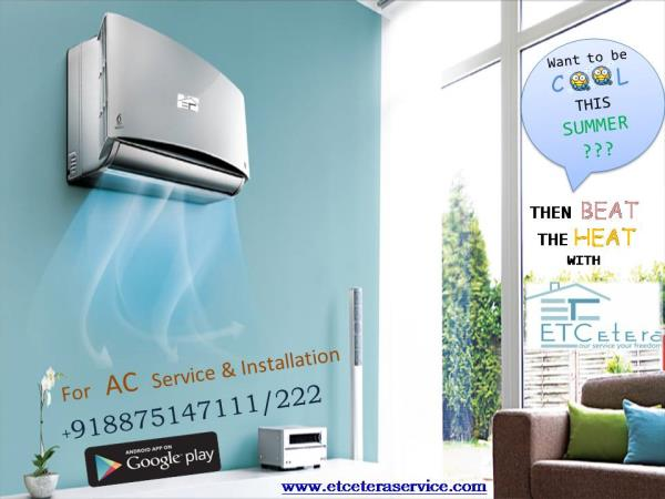 AC  Repair  &Maintenance