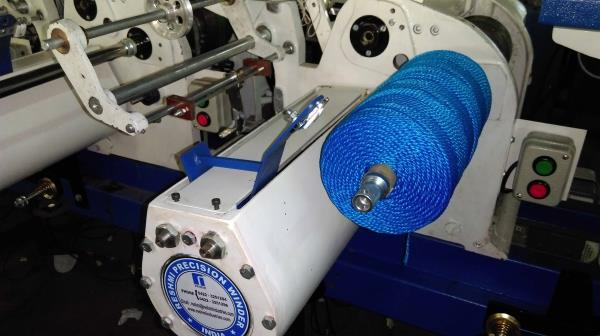 Cheese Winder for Nylon and HDPE yarn