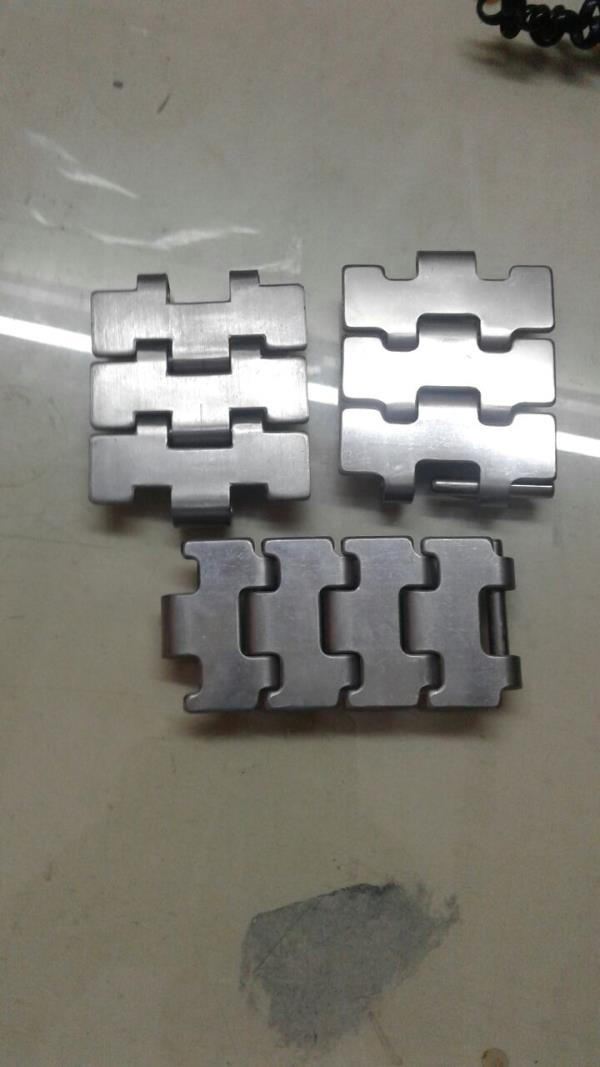 ss slat chain 55mm wide conveyor belts