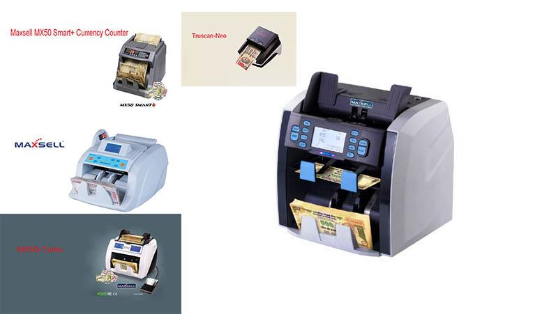 Currency Handling Machine