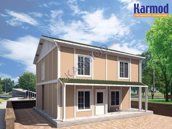 prefabricated duplex