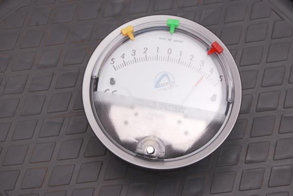 Aerosense Differential Pressure Gauge