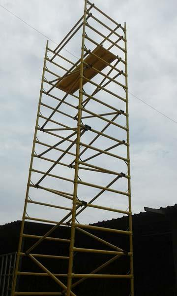 We are Leading Rental / Hire Supplier of Scaffolding Tower in Ahmedabad