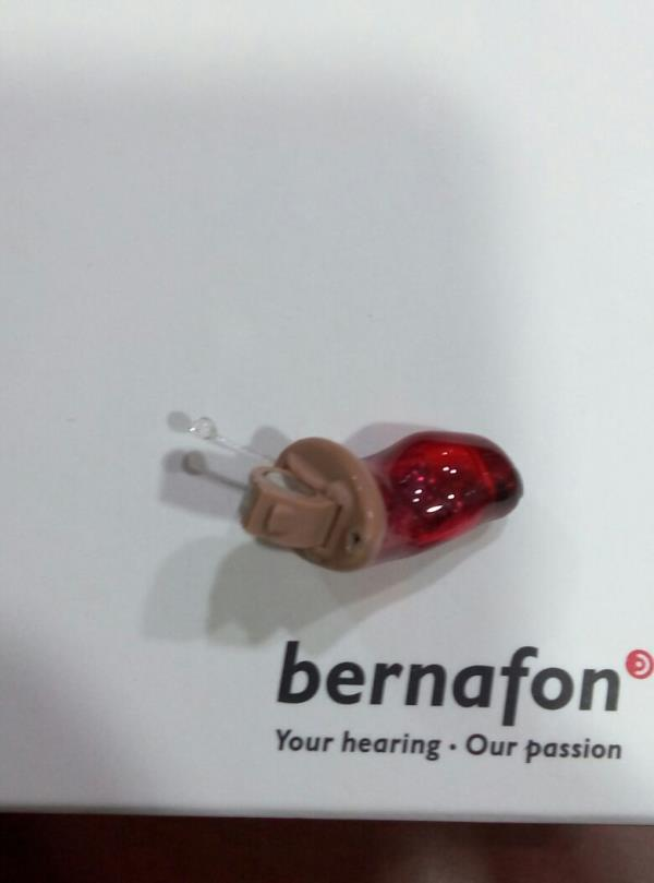 Bernafon Saphira CIC Right Ear