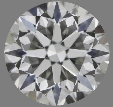 HRD CERTIFIED REAL NATURAL ROUND CUT NOT TREATED IF CLARITY 1.00 CARAT SIZE DIAMOND