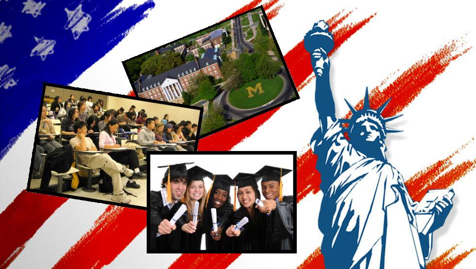 Study And Work  In USA