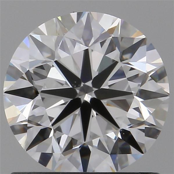 GIA CERTIFIED REAL NATURAL ROUND CUT NOT TREATED VS1 CLARITY 1.00 CARAT SIZE DIAMOND
