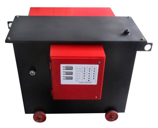 Servo Controlled Voltage Stabilizer - Oil Cooled
