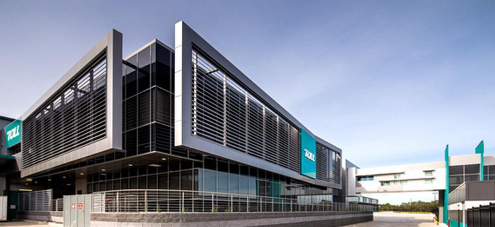 Commercial architect Design