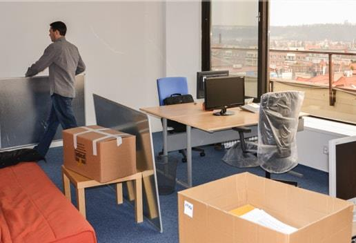OFFICE/CORPORATE SHIFTING SERVICES