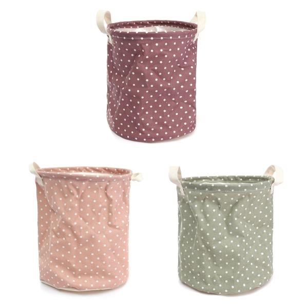 "With extra gusset space in the sides, this bags can stand with your products filled in. Wide opening in the bag helps keep large products with ease.  	 Basket S 8.5"" W x 9.5"" H x  2"" Side Gusset                                                                                                                   	Basket M 10.5"" W x 12.5"" H x 3"" Side Gusset  Basket L 13.5"" W x 16"" H x  4"" Side Gusset"