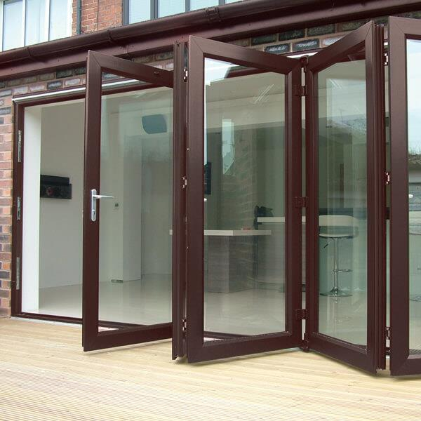 UPVC Slide and Fold Door