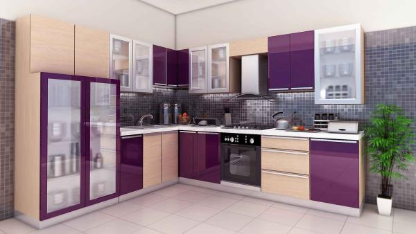 Indian Kitchen Concept