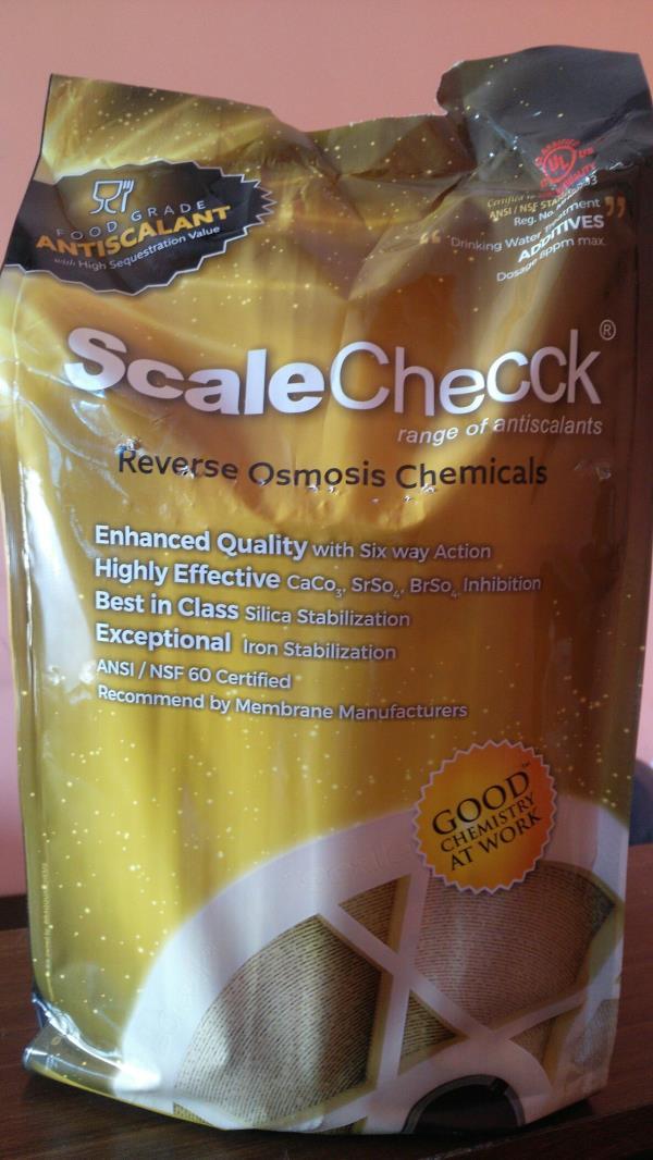 Food Grade Antiscalant Hi Silica